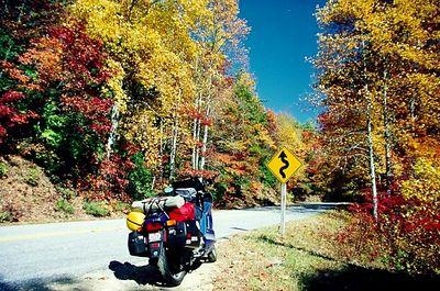 Blue Ridge Mts, Smokies, North Georgia