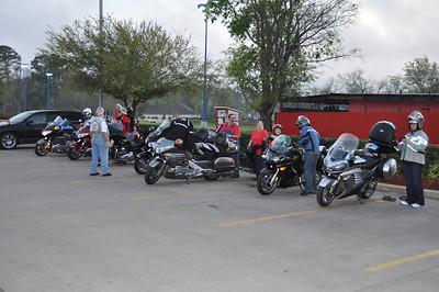 Bluebonnet Ride 2012
