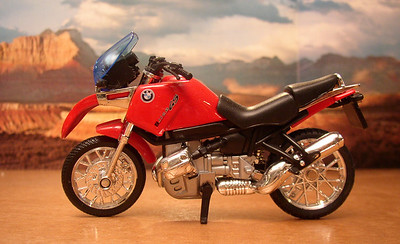bmw R1100GS miniature