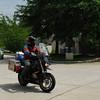 Carl vanKesteren - rode down from Toledo with Bob & Charles