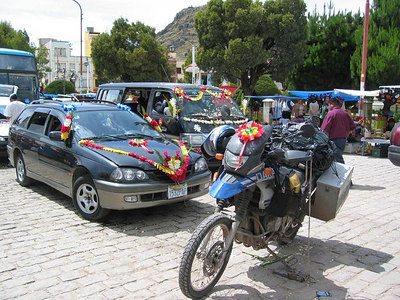 Bolivia: cheap and fun to ride