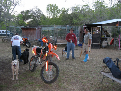 Dogs, bikes, and beer...