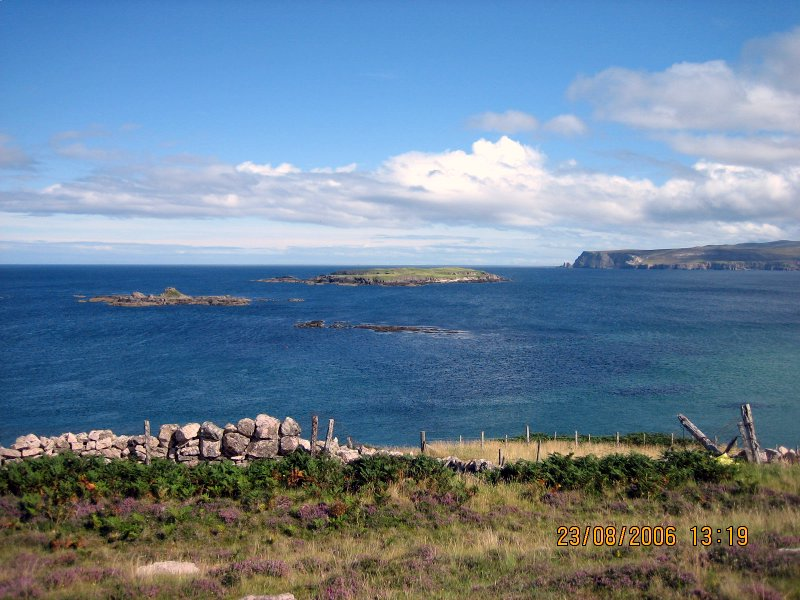 ... and stunning seascapes ...