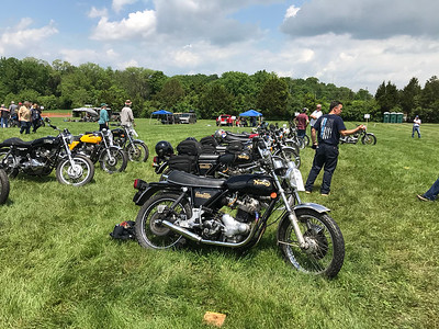 British & European Classic Motorcycle Day - 2
