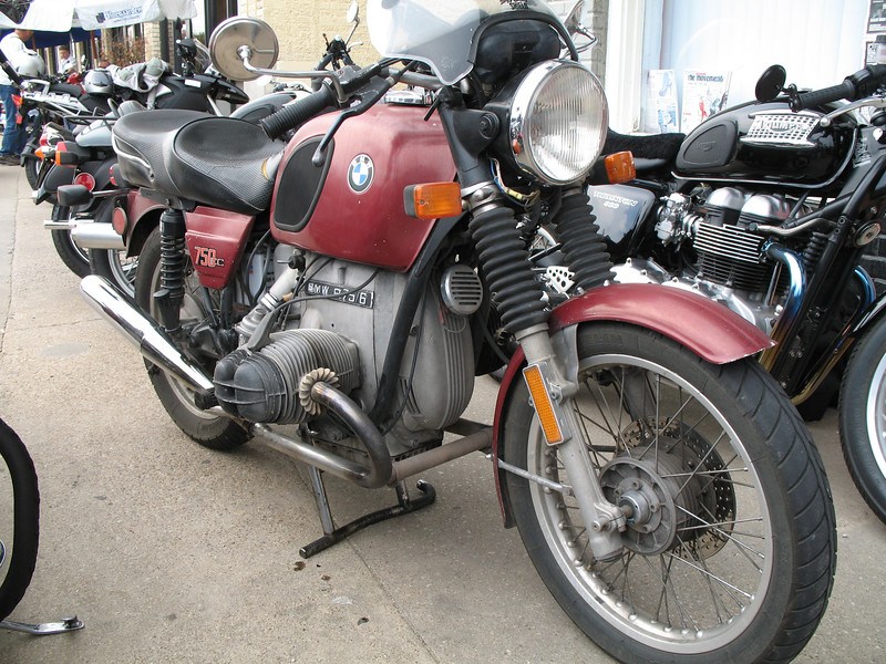 I'd love to hear the stories this bike could tell.