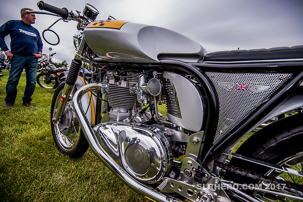 British & European Classic Motorcycle Day #1