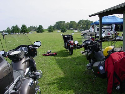 September 7, 2003 - Buckeye Beemer B S Rally 018