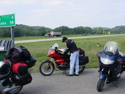 September 7, 2003 - Buckeye Beemer B S Rally 003