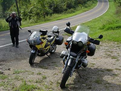 September 7, 2003 - Buckeye Beemer B S Rally 033