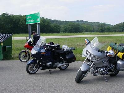 September 7, 2003 - Buckeye Beemer B S Rally 002