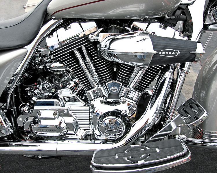 You can't have tooooo much chrome!