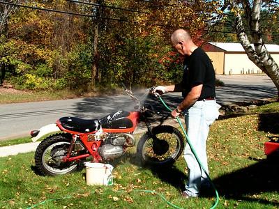 Tom's Bultaco Matador, oct 8, 2006se