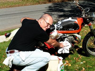 Tom's Bultaco Matador, oct 8, 2006sd