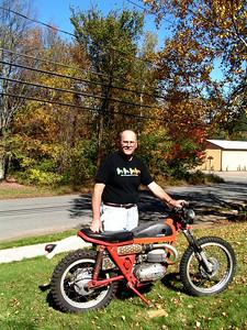 Tom's Bultaco Matador, oct 8, 2006sb