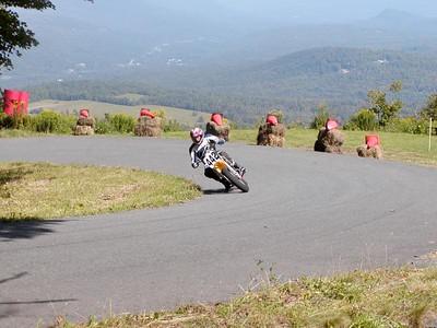 Burke Hill Climb 2008 - Motorcycles