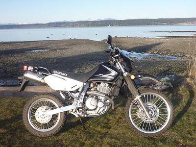 Buzz, My 2008 Suzuki DR 650