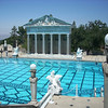 "I had been to hearst Castle several times previously, but hadn't done the ""Garden Tour'. Here is the pool on the North Side."