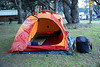 New tent - Marmot Alpinist 2, 4 season, 2 person, single walled.