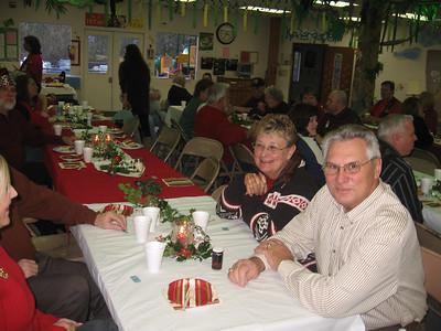 Ambassadors for Christ Christmas Dinner