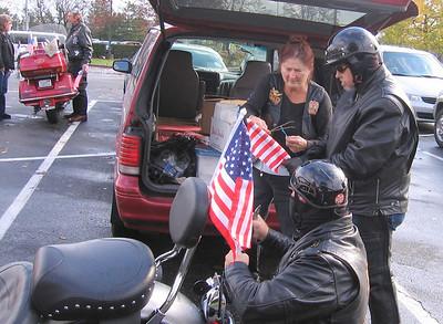 American Lk. Vet's Hosp. visit