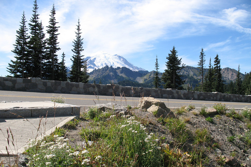Chinook Pass on the way to Yakima on Hwy. 410