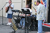 Hanson Brothers provide music