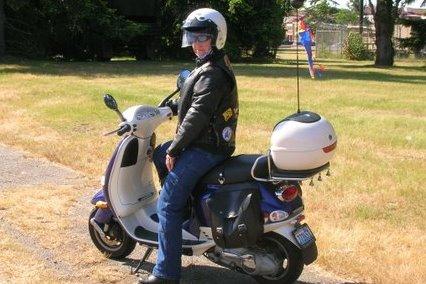 Destiny Rider Caroline McNerney