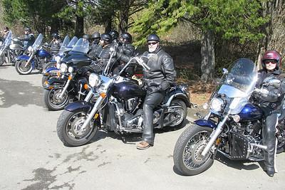 DR Memorial Ride