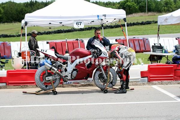 CMRA Racing at Hallet May 2009