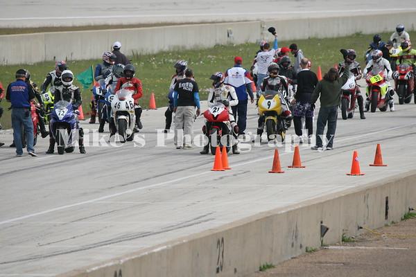 CMRA at Texas World Speedway