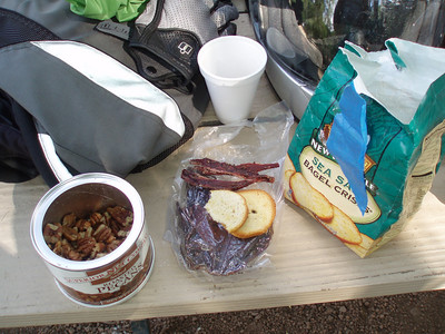 JULY 1: CAMP FOOD!