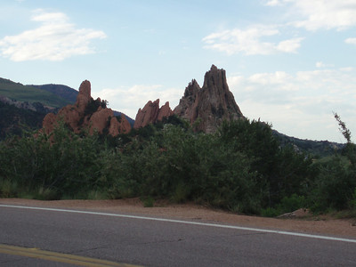 JULY 1: Garden of the Gods