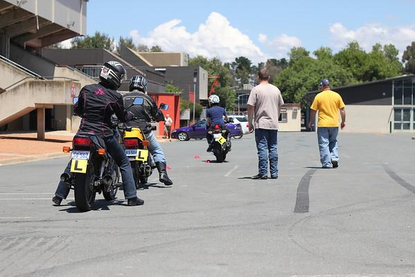 CR Learner Ride 20120204