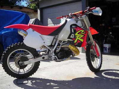 CR500R