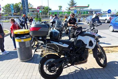 Caddozzen Treffen 2012 - Quellidei25Km/l