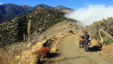 Cajon Pass, Baldy Mesa, Silverwood Lake - November 18, 2012