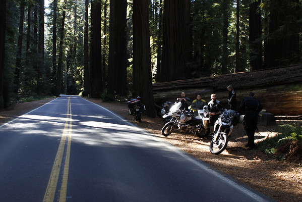 California Moto Trip 2010