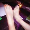 Lady Boys feet