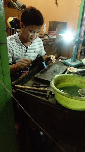 Market jeweller