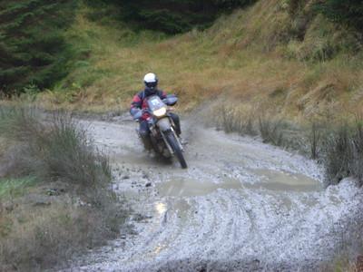 Cambrian Rally 2007