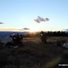 On Cooper Mountain above Lake Chelan