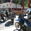 Fuel stop at Ardevoir on the Entiat River Road