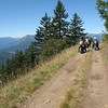 Along Chumstick ridge