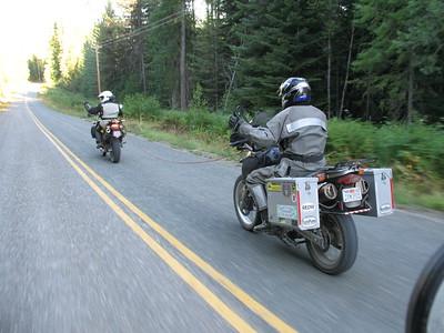 Northwest Passage Rides 2012-2016