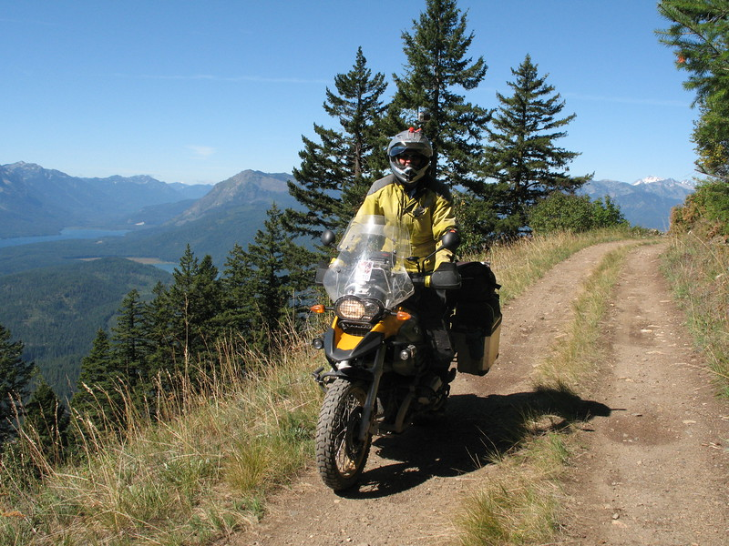 Nate Picht from Minnesota<br /> R1200GS