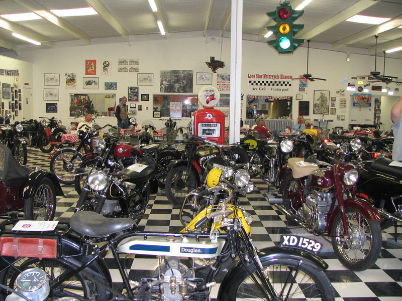 """Lone Star Motorcycle Museum - Vanderpool<br /> <a href=""""http://lonestarmotorcyclemuseum.com/"""">http://lonestarmotorcyclemuseum.com/</a><br /> I've been meaning to stop here for years and I'm glad I did."""