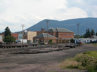 Livingston, MT Depot