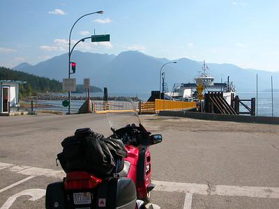 Balfour Ferry