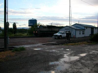 Montana Rail Link Drummond, MT