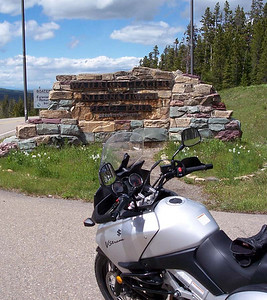 Entering Canada from Western MT